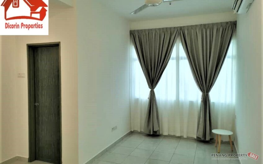 The Rise Collection lll , Fully furnished, Gurney Seaview, Komtar View
