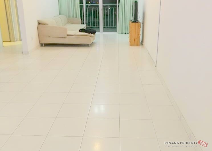 Golden Triangle at Sungai Ara 1315sqft FULLY FURNISHED AND RENOVATED