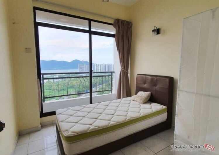 (FOR RENT) – E-Park, Gelugor. Strategic Location with Furnish