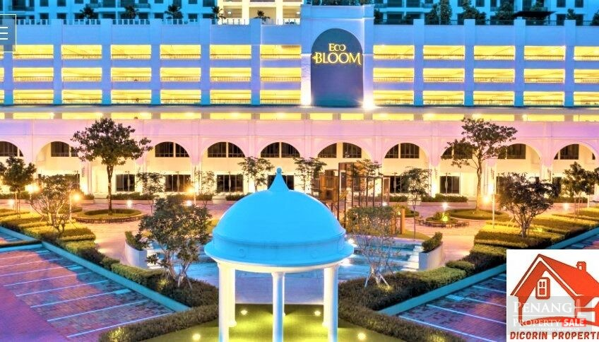Eco Bloom @ Eco Meadows, New unit, Fully renovated and furnished, For Rent