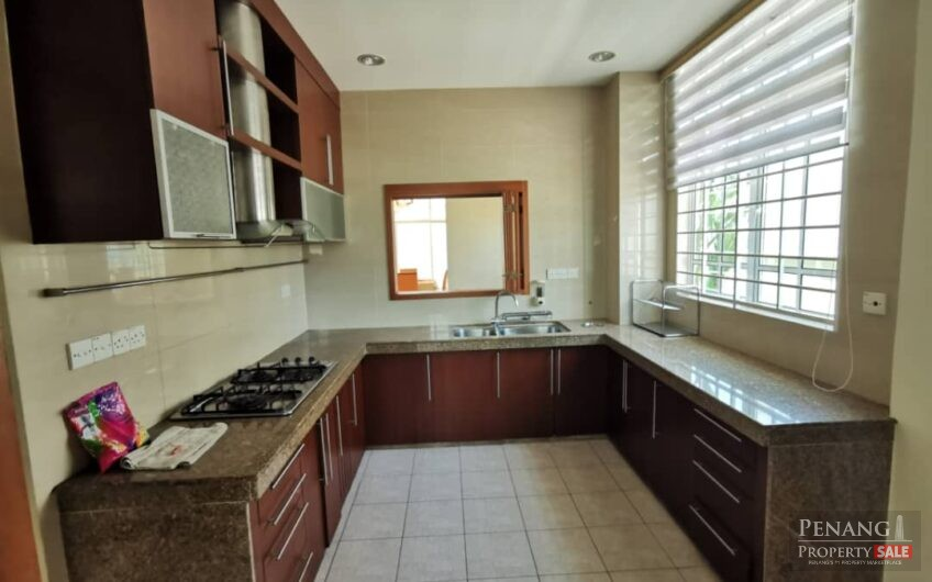 Jalan D.S Ramanathan, well maintained 2.5 storey bungalow with big compound