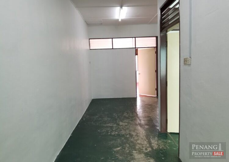 2 storey terrace house at Taman Lip Sin  For Sale
