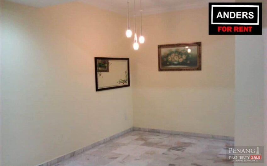 Double Storey Terrace House @ Bayan Lepas FOR RENT