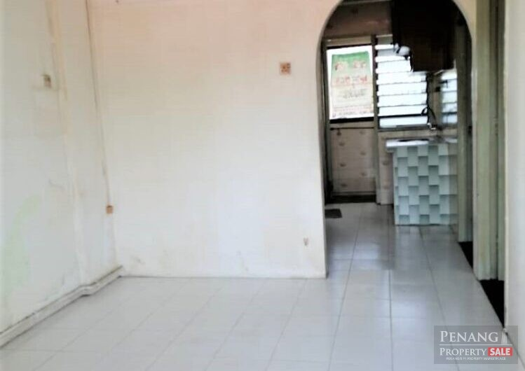 Gat Lebuh Macallum Apartment @ Georgetown FOR RENT