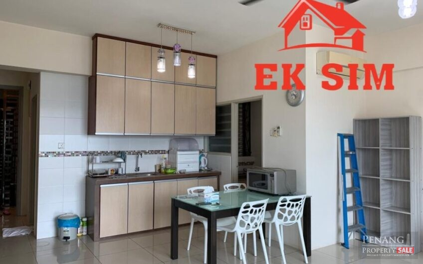 Best Rent Birch Regency Fully Furnished High Floor Nice View At Georgetown