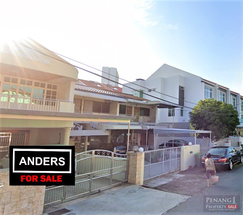 Double Storey Landed Terrace House @ Ayer Itam FOR SALE