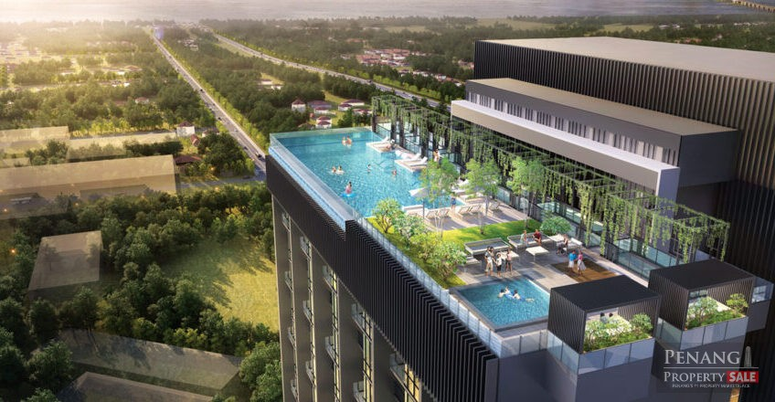 Beacon Executive Suites from RM760,000