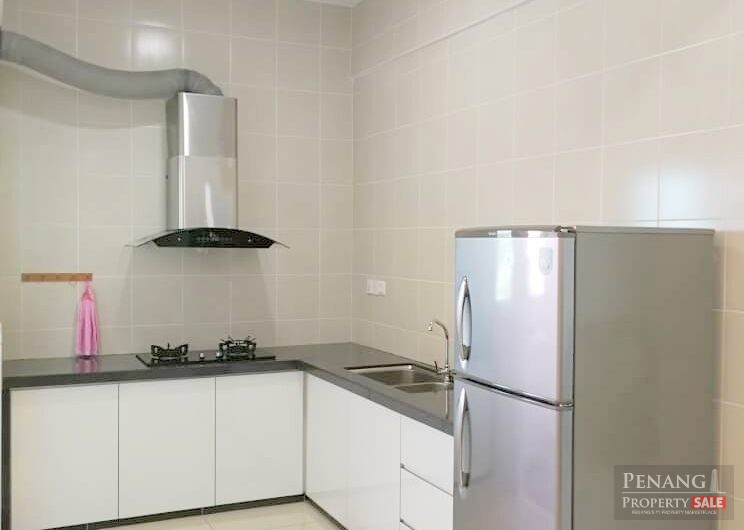 Solaria Residence BAYAN LEPAS 1150SQFT Fully Furnished and reno CORNER