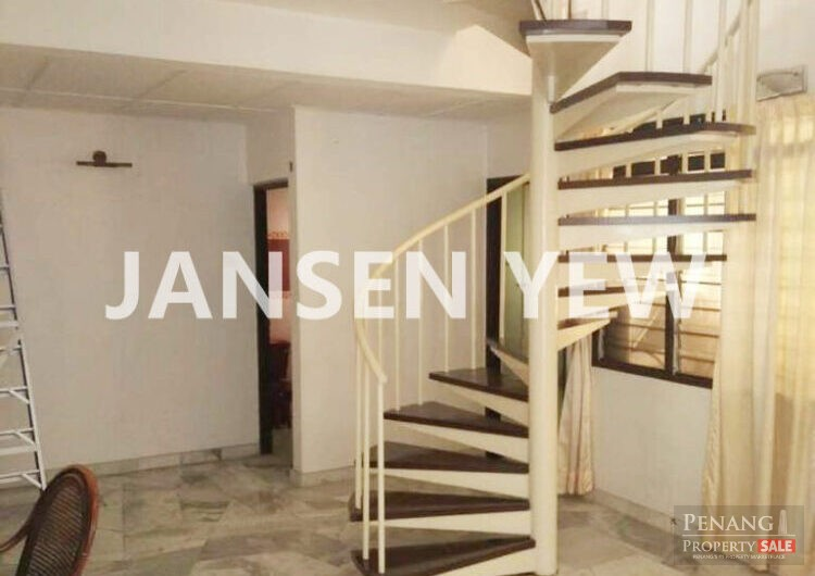 Below Market Value – Duplex Penthouse make you enjoy the bungalow in the sky